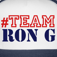 Design ~ TEAM RON G CAP