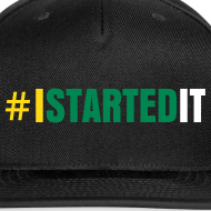 Design ~ TEAM I Started it Cap BY RONALD RENEE