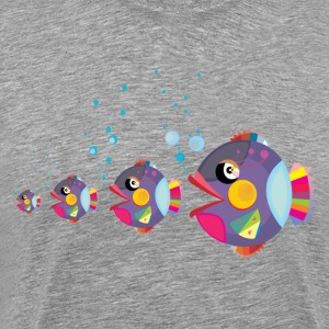 Cat fish T-Shirts - Men's Premium T-Shirt