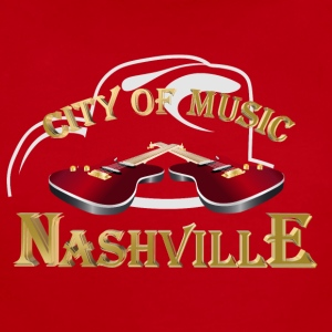 Nashville. City of music Baby Bodysuits - Short Sleeve Baby Bodysuit