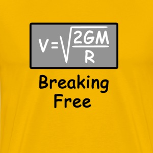 Escape Velocity - Men's Premium T-Shirt