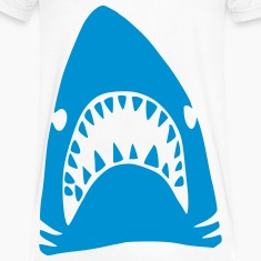 Blue Shark T-Shirts