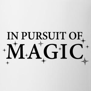 IN PURSUIT OF MAGIC - Coffee/Tea Mug