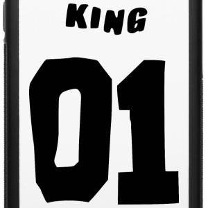 King 01 Phone & Tablet Cases - iPhone 6/6s Rubber Case
