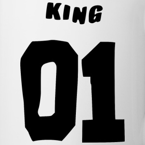 King 01 Mugs & Drinkware - Coffee/Tea Mug
