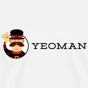 Yeoman - Men's Premium T-Shirt