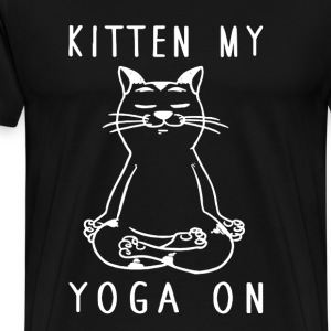 Yoga shirt - Men's Premium T-Shirt