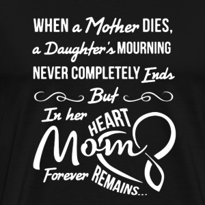 Mom In Heart - Men's Premium T-Shirt