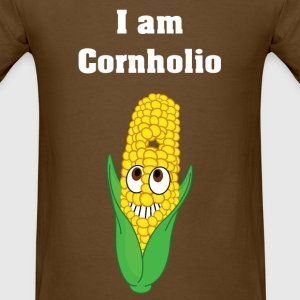 Corn Holio T-Shirts - Men's T-Shirt