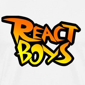 ReactBoys - Men's Premium T-Shirt