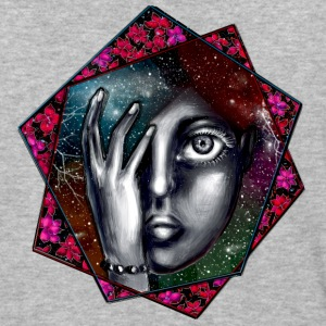 Space emotional design - Baseball T-Shirt
