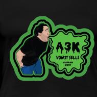 Design ~ A3k Vomit Alert