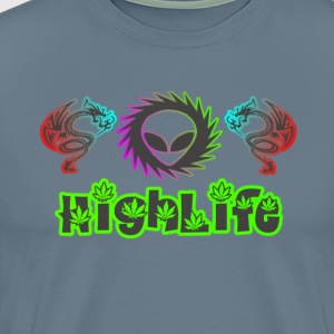 HighLife - Men's Premium T-Shirt