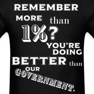 Remember More - Men's T-Shirt