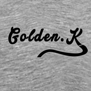 The Golden K Tee - Men's Premium T-Shirt
