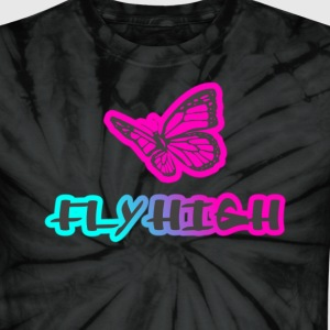 FlyHigh Exclusive Tee - Unisex Tie Dye T-Shirt