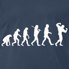 Evolution Of Bodybuilding  T-Shirts