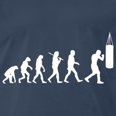 Boxing Evolution T-Shirts