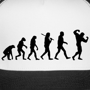 Evolution Of Bodybuilding  Sportswear - Trucker Cap
