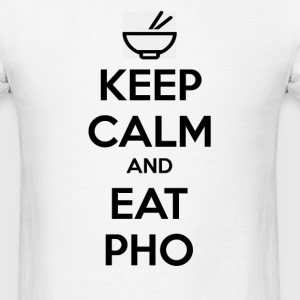 Keep Calm and Eat Pho - Men's T-Shirt