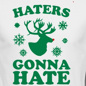 Haters Long Sleeve Shirts - Men's Long Sleeve T-Shirt by Next Level