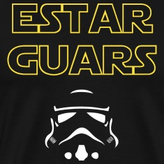Estar Guars Star Wars Inspired - Storm Trooper
