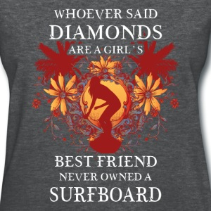 Surf - Girl's Bestfriend - Women's T-Shirt