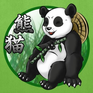 Panda & Bamboo Bags & backpacks - Tote Bag
