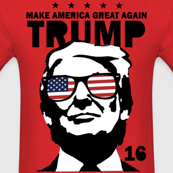 Trump   Shirt - Men's T-Shirt