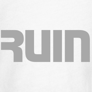 Ruin Gaming  T-Shirts - Fitted Cotton/Poly T-Shirt by Next Level