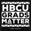 HBCU GRADS MATTER - Men's T-Shirt