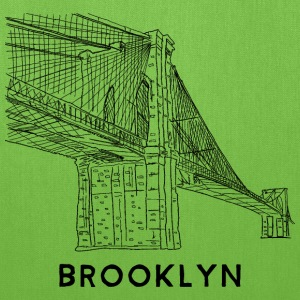 Brooklyn Bridge - New York City - Tote Bag