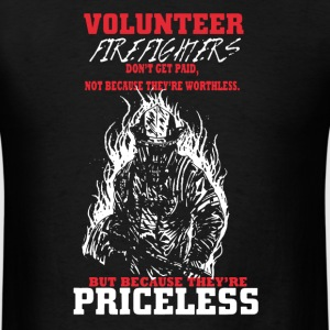 Volunteer Firefighters - Men's T-Shirt