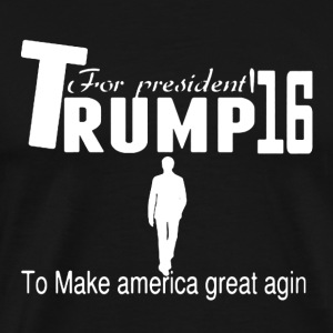 Trump For President - Men's Premium T-Shirt