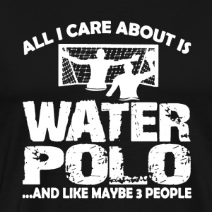 Water Polo Shirt - Men's Premium T-Shirt