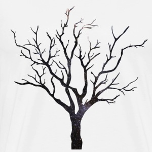 Space Tree T-Shirts - Men's Premium T-Shirt