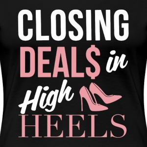 High Heels Shirt - Women's Premium T-Shirt