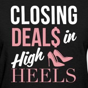 High Heels Shirt - Women's T-Shirt