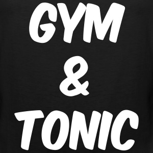Gym and Tonic Sportswear - Men's Premium Tank