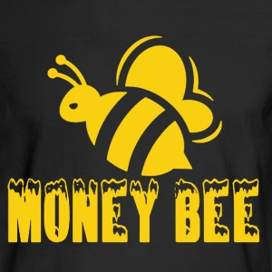 Money Bee Shirt - Men's Long Sleeve T-Shirt