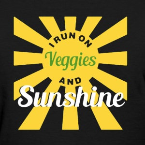 Veggies, Sunshine Shirt - Women's T-Shirt