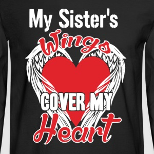 Sisters Shirt - Men's Long Sleeve T-Shirt