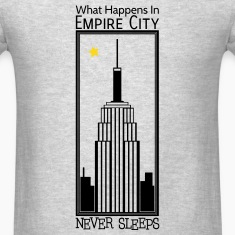 Empire City Never Sleeps - M