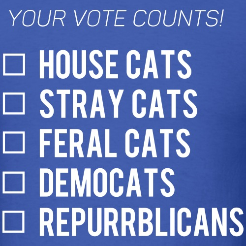 Democats & Repurrblicans