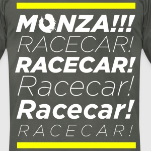 MONZA!!! RACECAR!!!! - Men's T-Shirt by American Apparel