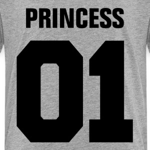 Princess 01 Family Daughter Mother Couple Girl  Baby & Toddler Shirts - Toddler Premium T-Shirt
