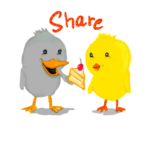 Ducky and Chicky