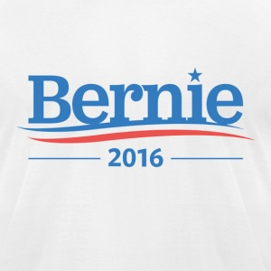 Bernie 2016 T-Shirts - Men's T-Shirt by American Apparel