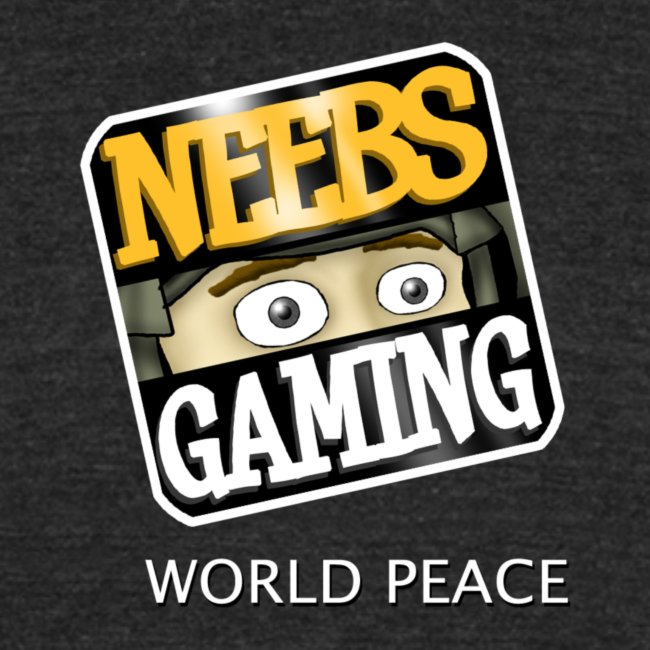 Super Bad Ass Neebs Gaming T Shirt