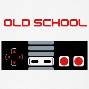Old School Gamer T-Shirts - Men's T-Shirt